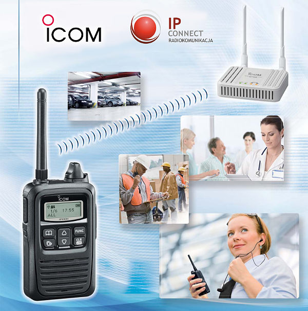 IP Radio ICOM