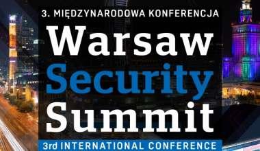 Konferencja Warsaw Security Summit